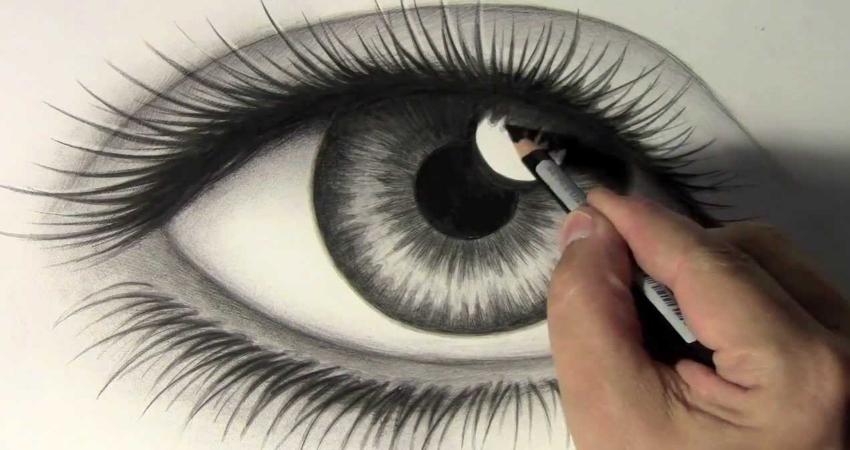 Рисованию любой человек может научиться