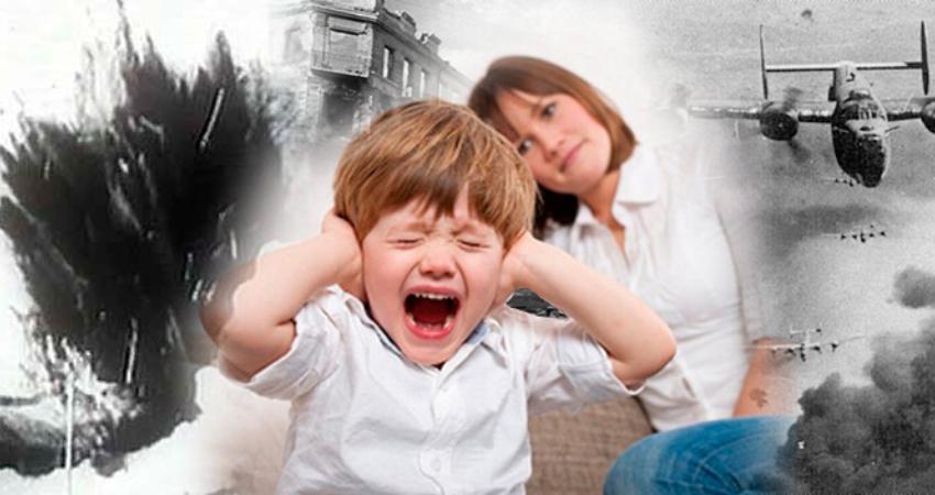 У детей бывает проявляются фобии связанные о каком-то происходившим событие в прошлой жизни