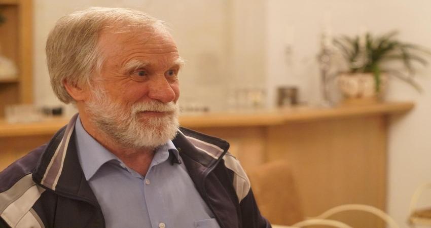 Геннадий Чеурин, член Русского географического общества
