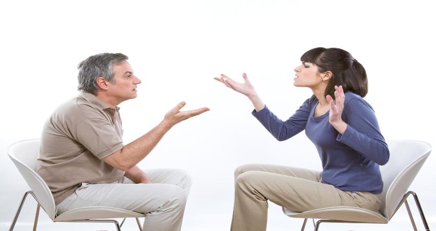 В общении мы всегда выражаем свои эмоции